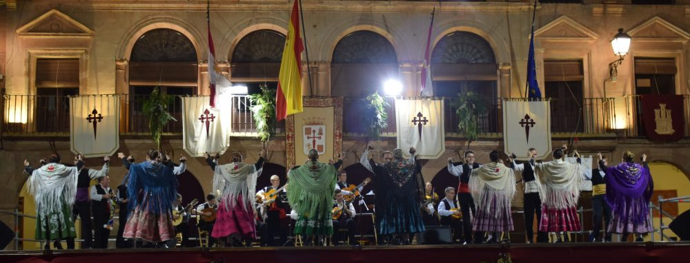 """Asociación de Folclore y Tradición """"Cruz de Santiago"""""""